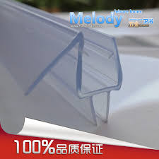 me 309d2 bath shower screen rubber big seals waterproof strips