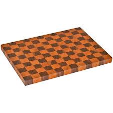 amazon com handmade cherry walnut wood end grain cutting board