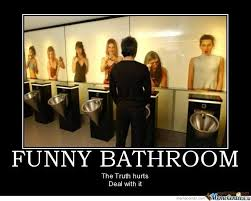 Bathroom Meme - funny bathroom by skull meme center