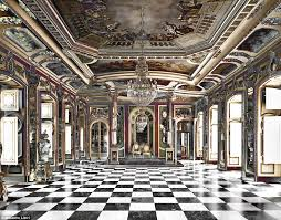 Palace Of Caserta Floor Plan Inside The Magnificent Empty Spaces Of Europe U0027s Grandiose Palaces