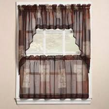Kitchen Curtains Pottery Barn by Decor Cafe Curtains Pottery Barn With Jcpenney Kitchen Curtains