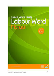 sgh labour ward manual 2012