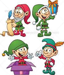 christmas elves christmas elves by memoangeles graphicriver