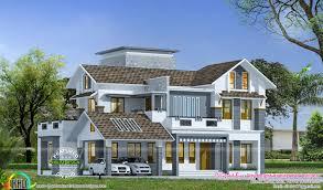 325 square meter beautiful house exterior kerala home design