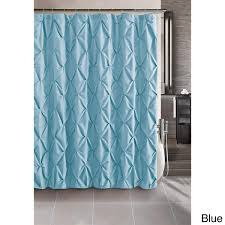 Shower Curtain Contemporary Vcny Carmen Contemporary Shower Curtain Free Shipping On Orders