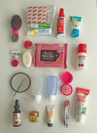travel toiletries images The complete travel toiletries list pack right every time jpg