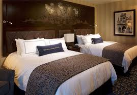 Two Bedroom Suites Anaheim Disneyland Hotel Anaheim Ca 1150 West Magic Way 92802