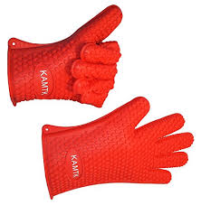 gant de cuisine anti chaleur manique cuisine anti dérapante et résistant à la c le meilleur prix