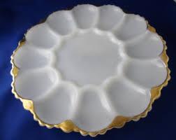 deviled egg platters deviled egg plate etsy