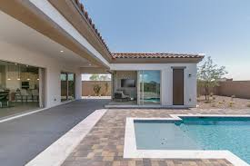 Pool House Tranquility At Montecito In Estrella New Homes In Goodyear Az