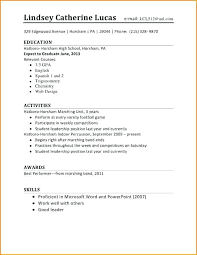 sample resume for architecture student architect resume sample