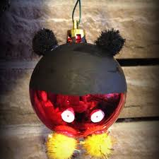 Minnie Mouse Christmas Decorations Best Mickey Mouse Ornament Products On Wanelo