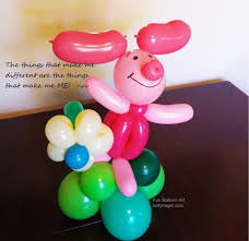 balloon arrangements chicago balloon centerpieces chicago and balloon tabletoppers and sculptures