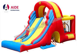 Kids Backyard Playground Outdoor Kids Playground Inflatable Sports Equipment Backyard