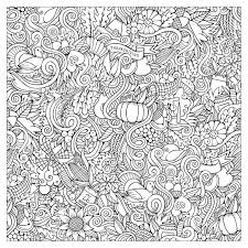 thanksgiving cornucopia coloring pages thanksgiving square doodle by olga kostenko thanksgiving