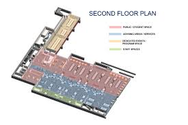 Student Center Floor Plan by Advising Center Coming To Clemons Construction To Begin In