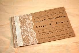 make your own wedding invitations wedding invitation ideas make your own rustic wedding invitations