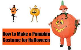 Pumpkin Costume How To Make A Pumpkin Costume For Halloween Tips To Make A
