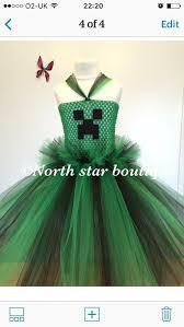 Craft Halloween Costumes Minecraft Halloween Costumes Girls Love Minecraft Tutus