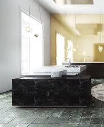 cuisine marbre noir ilot de cuisine en marbre noir newhomeagency photo n 25