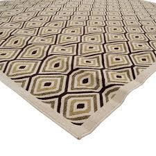 46 off home decorators home decorators beige and brown pattern