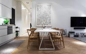 contemporary scandinavian design home design