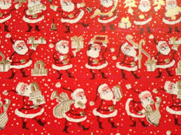 christmas gift wrap paper 634 best vintage christmas wrapping paper images on