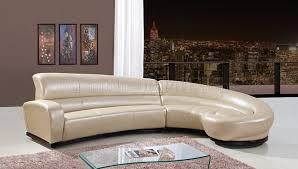 global furniture bonded leather sofa u958 sectional sofa in pearl bonded leather global furniture global