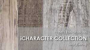 Timeless Designs Designs Has A New Vinyl Flooring Collection