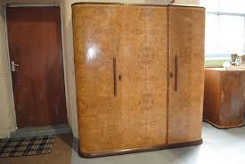 Hille Art Deco Bedroom Suite Cloud  Art Deco Furniture Sales - Art deco bedroom furniture for sale uk