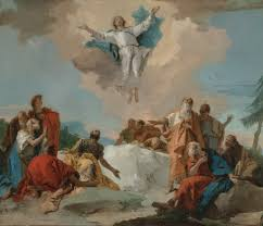 what does the ascension of jesus mean u2013 mysteryoffaithblog