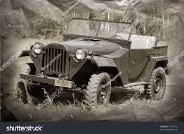 ww2 german jeep soviet military jeep ww2 time stock photo 12618595 shutterstock