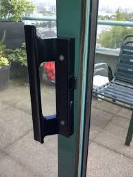 sliding glass door lock repair sliding patio door replacement home design ideas and pictures