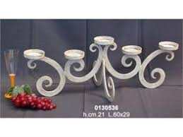 candelieri in ferro battuto porta candele e candelabri in ferro arredo interno in ferro