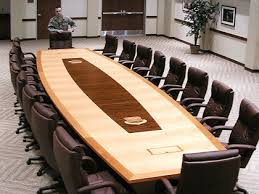 Large Conference Table Innovative Large Boardroom Tables With Custom Conference Table