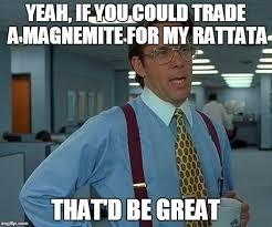 Meme Insider - pokémon insider trading imgflip
