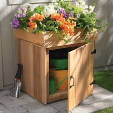How To Make Planter Boxes by How To Build A Planter That Has Character And Style Storage