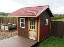 Shed Roof House Ondura Shed Roofing Materials