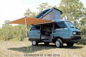 volkswagen vanagon 1987 vanagon 87 usa traveler