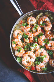quinoa cuisine one pot shrimp and quinoa sweetphi