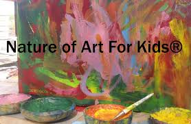 kids paint recycled cardboard art project official blog for