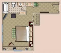 Radio City Floor Plan by The Library Hotel Midtown Manhattan Original Rooms In Manhattan