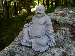 buddha large buddha statue budai concrete statue concrete