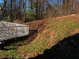 likeable how to landscape a sloping backyard diy and also