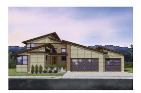 shed roof homes home plan homepw17936 2566 square foot 3 bedroom 3 bathroom