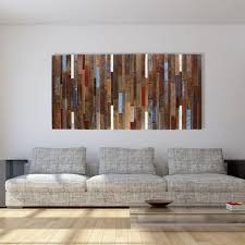 made wood wall made of reclaimed barnwood different