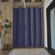 mirror room divider roomdividersnow premium tension curtain rods roomdividersnow