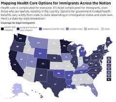 Border Patrol Checkpoints Map Immigration Crackdown Raises Fears Of Seeking Health Care