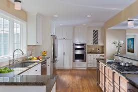 Traditional Kitchens With White Cabinets - flooring traditional kitchen design with white kitchen cabinets