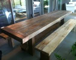 barnwood table etsy